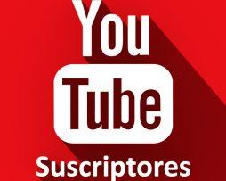 30 000 suscriptores de Youtube