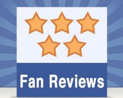 50 opiniones 5 estrellas facebook